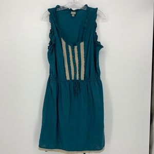 Converse One Star Teal Dress Size Large